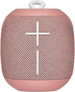 Ultimate Ears WONDERBOOM Portable Waterproof Bluetooth Speaker - Cashmere Pink