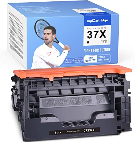 wholesale MYCARTRIDGE Compatible Toner Cartridge Replacement for online sale HP CF237X 37X CF237A high quality 37A High Yield Work with Laserjet Enterprise MFP M608dn M631dn M632fht M608n M608x M609x M631h M631z M633fh (1 Black) sale