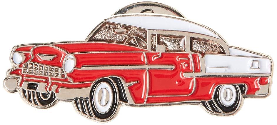 EagleEmblems P05602 PIN-CAR,Chevy,'55 (1'')