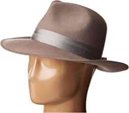 Lack of Color - The Veto Wool Felt Fedora