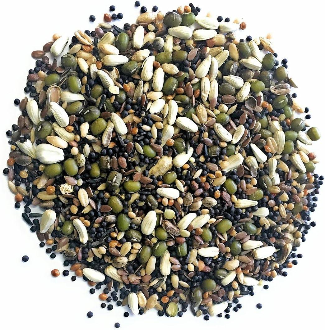 Faunamix Semillas para germinar - Alimento fringílidos (5 kg)