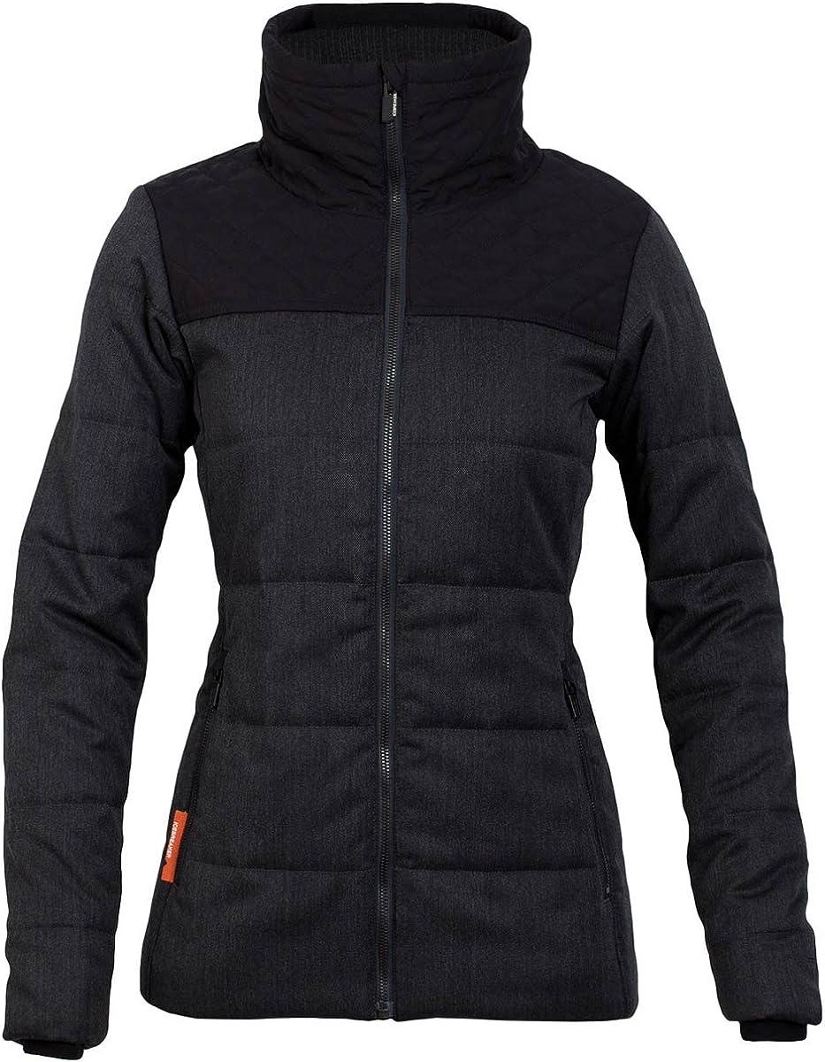 Merino Wool Icebreaker Merino Womens Helena Outerwear Coat