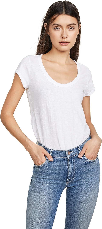 Velvet by Graham Spencer Originals Women's Scoopneck T-Shirt New popularity El Paso Mall