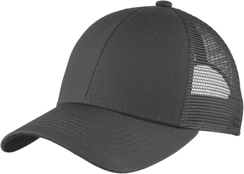 Port Authority Men's Adjustable Mesh Back Cap OSFA