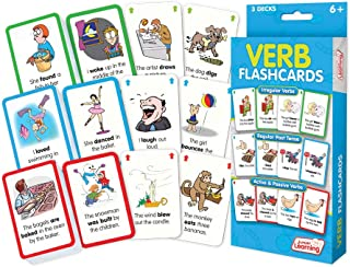 Best past tense verbs flashcards Reviews