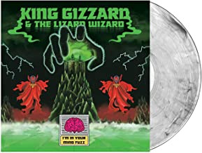 I'm In Your Mind Fuzz - Exclusive Limited Edition Clear With Black Smoke Vinyl LP