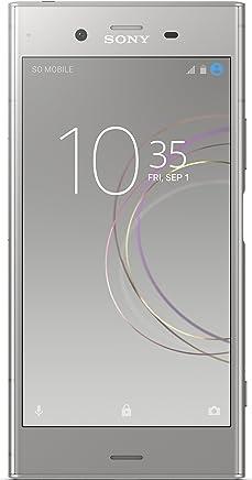 Sony Xperia Xz1 Teléfono Desbloqueado de fábrica – Pantalla de 5.2 Pulgadas – 64 GB – Venus Rosa -, Plateado cálido