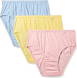 jockey womens Hipster Lt. Multicolor Panties Pack of 3