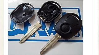 G.M. Production–ssang02–Carcasa concha cáscara llave para mando Ssangyong Actyon y Rexton sin electrónica Ne Logo Comprobar fotos y detalles de compatibilidad]