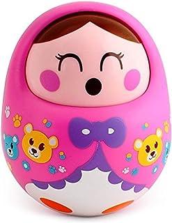 Popsugar Tumbler Doll Pink