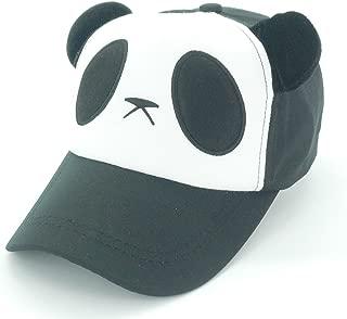 Oidon Panda Pattern Cartoon Cotton Baseball Hats Caps