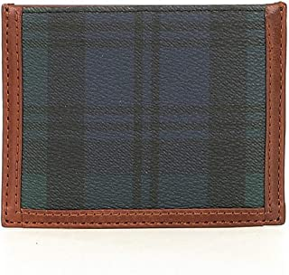 Polo Ralph Lauren Heritage Faux-Leather Card Case