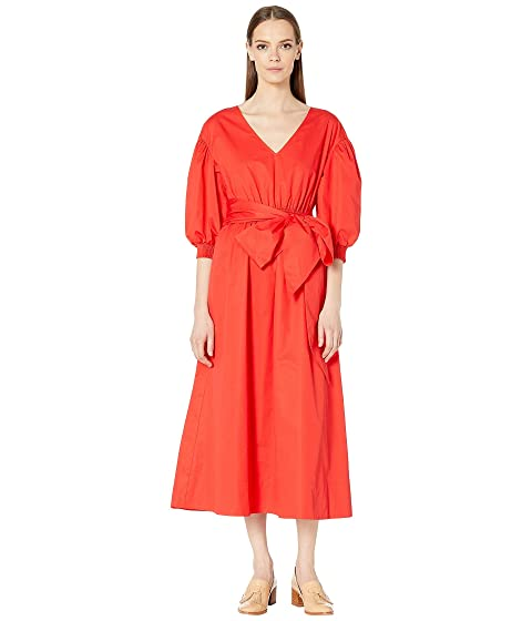 Kate Spade New York Belted Midi Dress