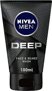 Nivea Men Deep Face Wash For Men, 100 ml
