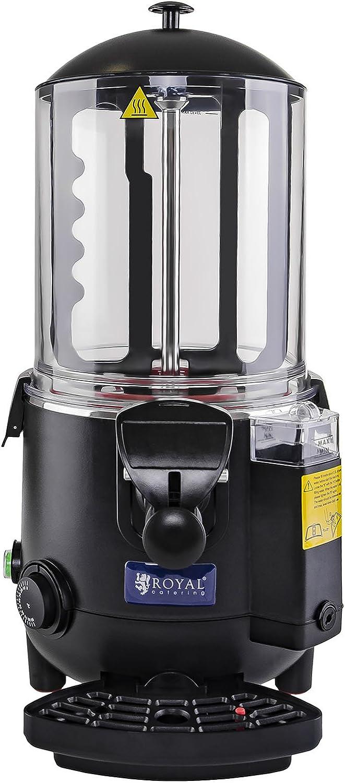 diseñador en linea Royal Catering - - - RCSS-10 - Dispensador de chocolate - 10 litros - 1000 watt - Envío Gratuito  tienda en linea
