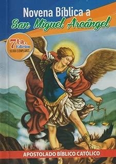 Novena Bíblica a San Miguel Arcángel