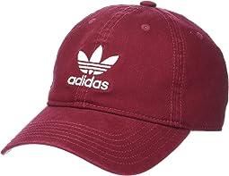 8f45056a198 Adidas originals originals relaxed denim cap