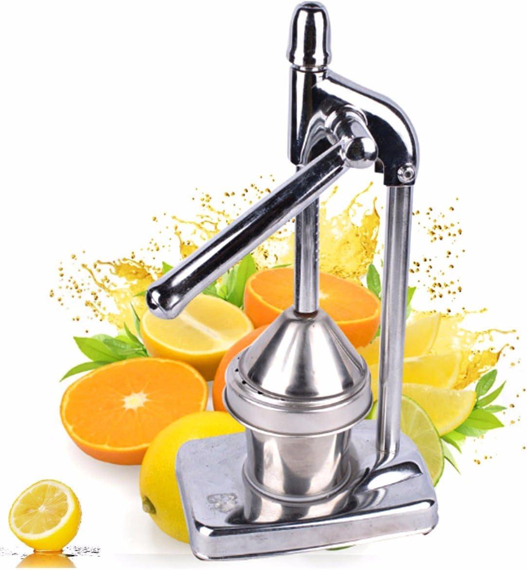 Sevenmore Manual Press Orange San Francisco Mall Citrus Sale SALE% OFF Juice Juicer Extractor Stai