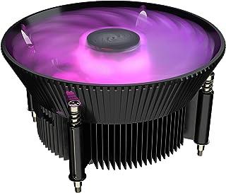 Cooler Master RR-I71C-20PC-R1 i71C RGB Intel sólo CPU Air Cooler Anodizado Negro Aluminio Aletas 120mm RGB Master Fan