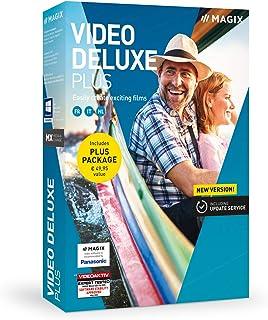 MAGIX Software GmbH - Video Deluxe 2019, BOX, Plus