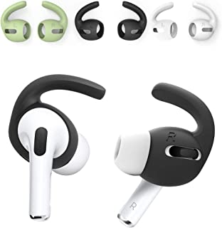 DamonLight AirPods Pro Ear Hooks [3 Pairs] Anti-Slip Tips Covers Compatible with Apple AirPods Pro