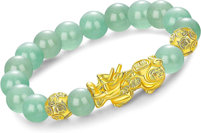 Homelavie Feng Shui Pixiu Financial sales sale Bracelet Natural Amulet St Sale SALE% OFF 12mm Dragon