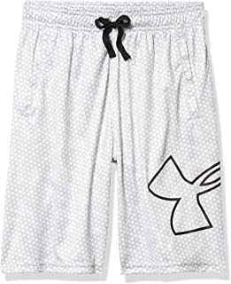 Under Armour Boys' Renegade 2.0 Printed Shorts