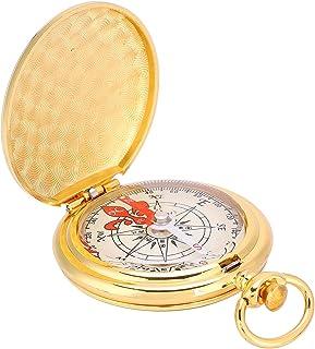 Kompas zewnętrzny, przejrzysty kompas w stylu zegarka na wypadek sytuacji awaryjnych na piesze wycieczki
