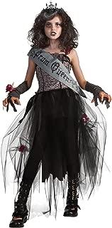 Rubie's Deluxe Goth Prom Queen Costume - Medium (8-10)