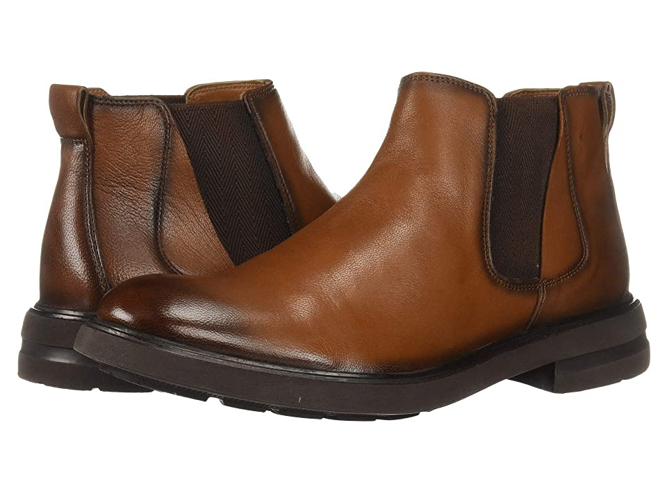 Kenneth Cole New York Tunnel Boot (Cognac) Men