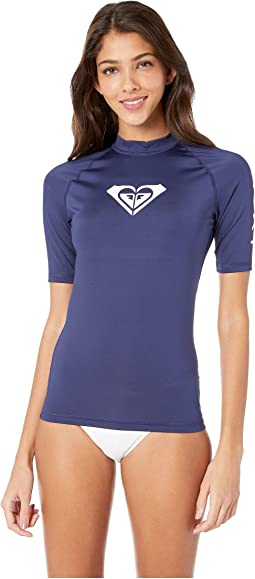 Whole Hearted Short Sleeve Rashguard. Like 3. Roxy b578ca136b73e