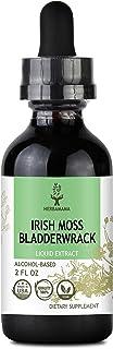 Irish Moss, Sea Moss and Bladderwrack Liquid Extract 2 fl oz | Thyroid Support | Digestive Health | Immune ...