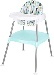 Evenflo 4-in-1 Eat & Grow Convertible High Chair (Prism Triangles)