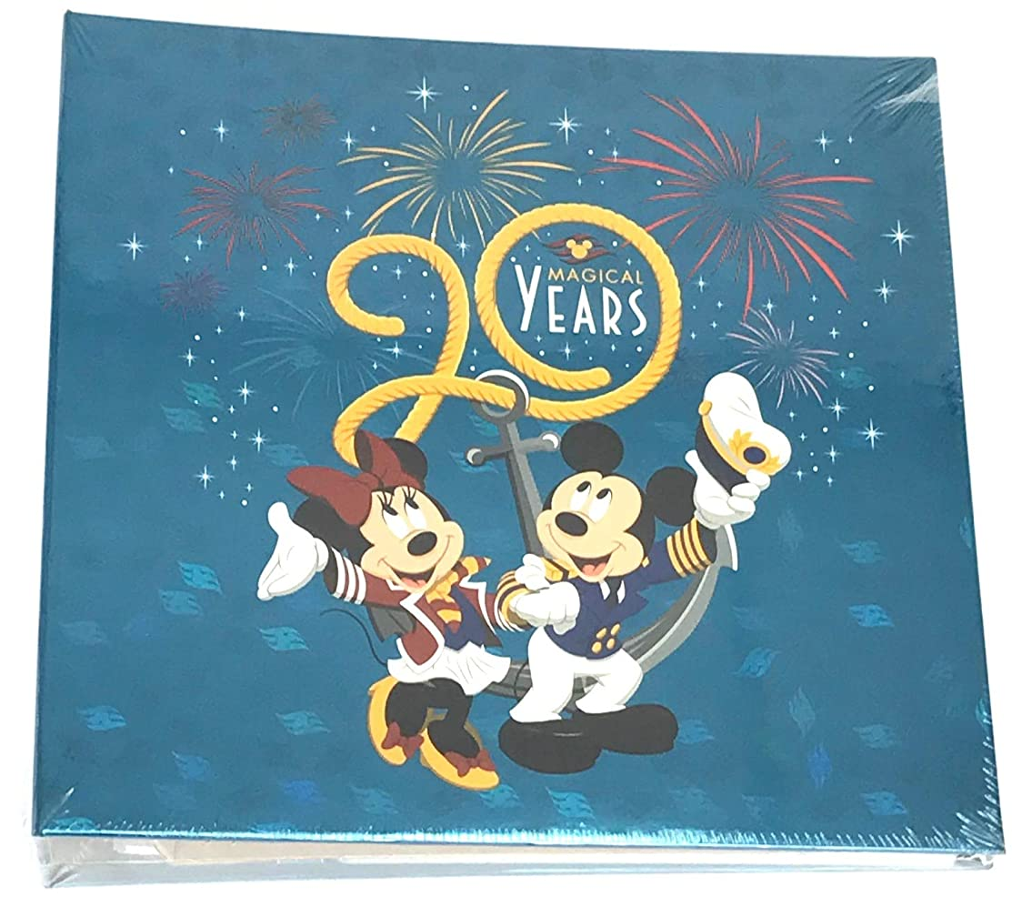 Disney Cruise Line 20th Anniversary Photo Album