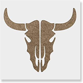 Best cow skull template Reviews
