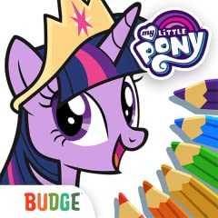 COLOR – Create beautiful art with the touch of your finger and relive your favorite moments from MY LITTLE PONY: Friendship is Magic! DESIGN – A Museum filled with memories! Complete paintings to gather enough memory stars to rebuild the Museum of Fr...