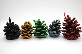 pine cone fire starters wedding favors