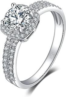 1 carat cubic zirconia diamond price