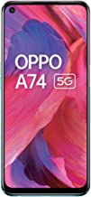 OPPO A74 5G (Fantastic Purple,6GB RAM,128GB Storage) - 5G Android Smartphone | 5000 mAh Battery | 18W Fast Charge | 90Hz L...