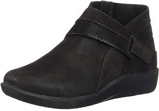 CLARKS Women's Sillian Rani Ankle Boot
