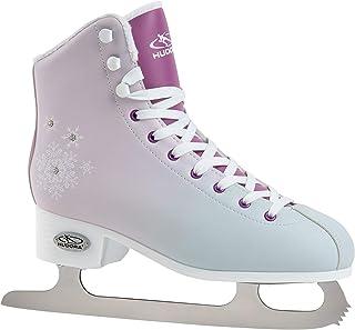 Hudora Anna - Patines de Hielo para Mujer y niña, Color Rosa y Menta, Talla 39 - Ice Skates,