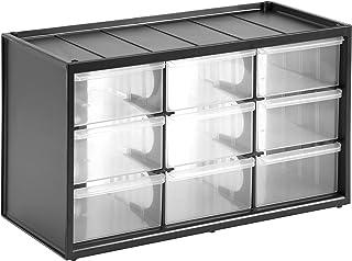 comprar comparacion STANLEY 1-93-978 - Caja de Almacenamiento para Piezas pequeñas con 9 cajones