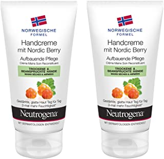 Neutrogena Crema de Manos - 2 Unidades x 75 ml.