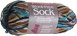 Premier Yarns Wool-Free Sock Yarn, Grand Canyon (Pack of 3)