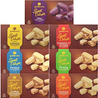 polvoron flavors