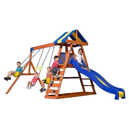 Playset Swing Set Amazon Com