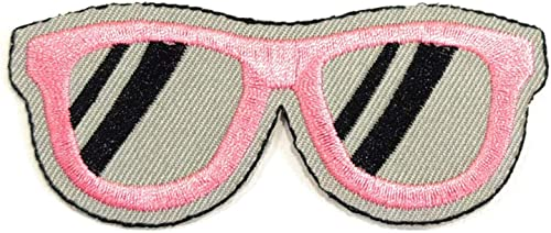 Generic Patches for Clothes Jeans Jackets Biker Badges for Bags Kids Baby Shower Dresses Decoration Craft sew stitich on Clothes Paste on Fabric DIY Sweater Iron on Light Pink Today Offer of The Day