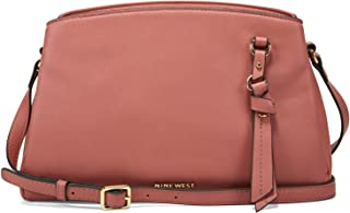 Nine West Women's Maisie A-List Crossbody Shoulder Bag - Begonia