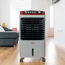 ECO-DE Climatizador Frio (70W) Calor (2Kw), portatil, Mando