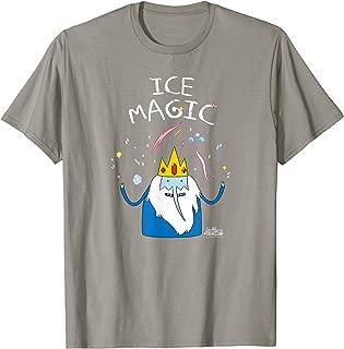 Adventure Time Ice King Magic T-Shirt